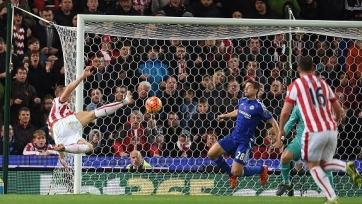 Арнаутович забивает единственный гол в матче