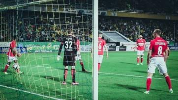 «Спартак» проиграл в Грозном уже четыре матча кряду