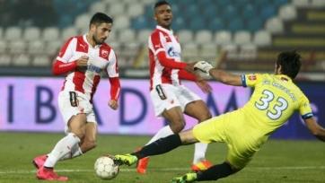 «Црвена Звезда» обыграла «Металац» и одержала пятнадцатую победу подряд в чемпионате Сербии