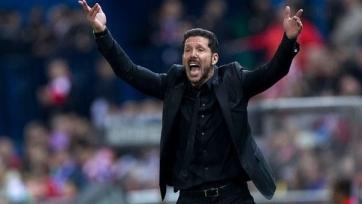 Симеоне: «У «Атлетико» есть стиль, и изменять себе мы не собираемся»