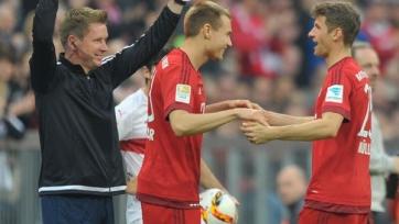 Бадштубер поблагодарил болельщиков «Баварии»