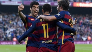 «Барселона» на «Камп Ноу» разгромила «Вильярреал»