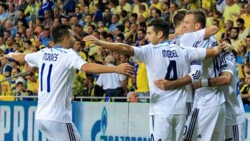 Дубль Ярмоленко принёс «Динамо» победу над «Сталью»