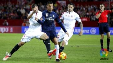«Севилья» остановила «Реал»
