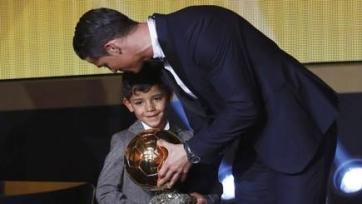 Криштиану Роналду: «Моему сыну не нужна мать, у него есть я»