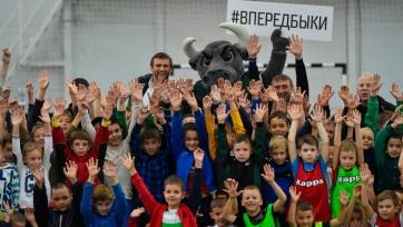 В Краснодаре открыли девятый футбольный манеж