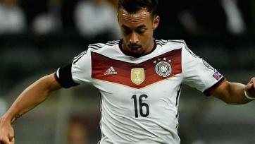 Карим Бельараби не поможет Германии в товарищеских матчах