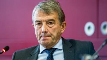 Нирсбах покинул пост главы немецкого футбольного союза