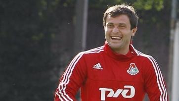 Алан Касаев стал отцом