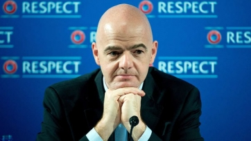 Инфантино обещает увеличить количество команд на ЧМ до 40-а