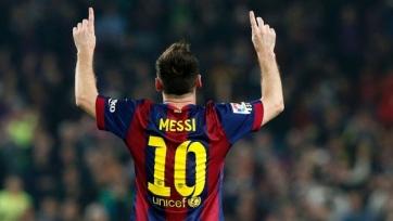 Месси уже тренируется и надеется набрать форму к матчу с «Реалом»