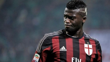 Агент Ньянга: «Мбайе не хочет уходить из «Милана», его привлекают амбиции клуба»