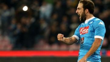 Игуаин надеется выиграть чемпионат Италии в составе «Наполи»