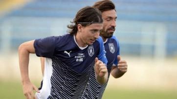 Монтоливо: «Надеюсь на то, что Пирло остаётся частью итальянской сборной»