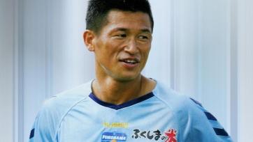 Казуеши Миура продлил контракт с «Йокогамой» в 48 лет
