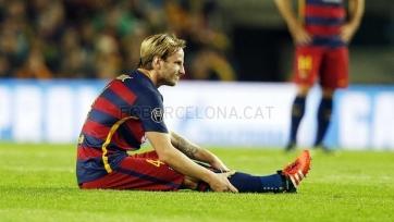 К матчу с «Реалом» врачи постараются поставить Ракитича на ноги