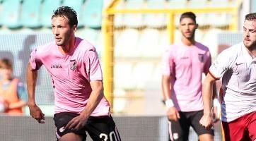 Руководство «Палермо» готово продать Васкеса в «Милан»
