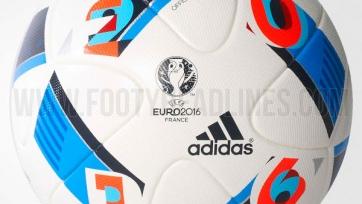 В интернете появилось фото официального мяча Евро-2016