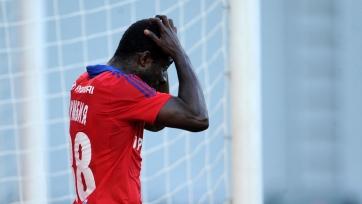 ЦСКА хочет продлить аренду Думбия, но «Рома» намерена продать футболиста в Англию