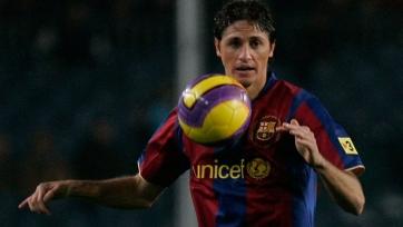 Эдмилсон может вернуться в «Барселону»