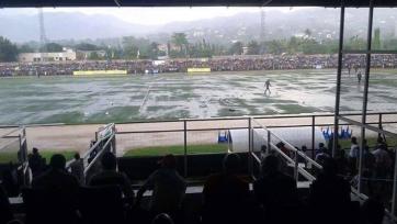 Бурунди и Конго сыграли в «водное поло»