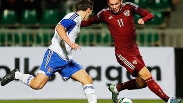 Отборочный турнир ЧЕ-2017 U-21: Россияне выиграли у Фарерских островов