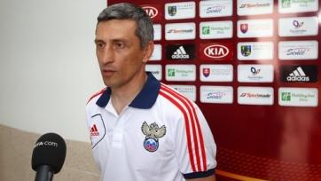 Дмитрий Хомуха: «Матч получился тяжёлым»
