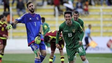 Боливия уверенно переиграла Венесуэлу