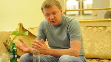 Палкин: «Ситуация в украинском футболе и так плохая, но мы хотим ещё сильнее её ухудшить»