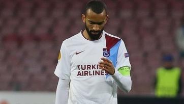 «Трабзонспор» разорвал контракт с Босингвой из-за травмы игрока