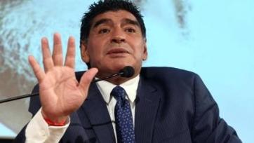 Диего Марадона извинился перед Маурицио Сарри