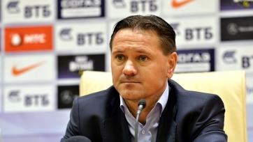 Аленичев: «По фамилиям пока сказать не готов, но к четырём-пяти изменениям стоит готовиться»