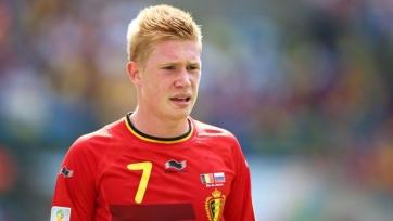 Стали известны стартовые составы матча между Бельгией и Италией
