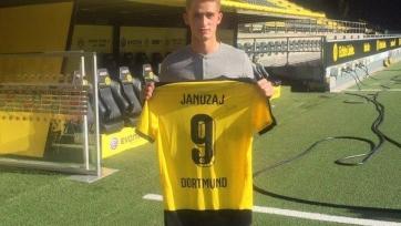 Аднан Янузай останется в «Боруссии» до конца сезона