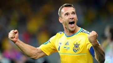 Андрей Шевченко: «Украина заслуживает выход на Евро-2016»