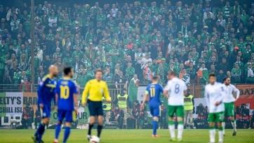 Босния ушла от поражения в матче с Ирландией