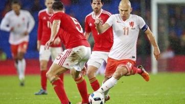 Голландцы взяли верх в схватке с Уэльсом