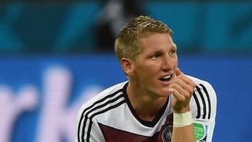 Бастиан Швайнштайгер вышел на четвёртое место по количеству выступлений за немецкую сборную