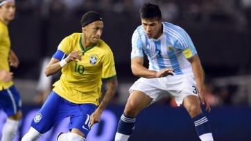 Аргентина и Бразилия разошлись миром