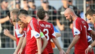 Рей Манай забил гол за сборную Албании спустя двенадцать секунд после дебюта