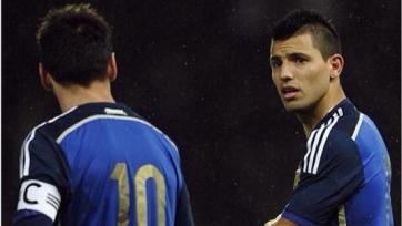 Впервые в истории сборная Аргентины не смогла одержать победу в первых трёх матчах отбора