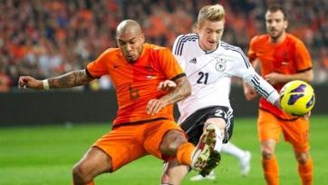 Немцы могут отменить товарищеский матч с голландцами