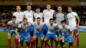 Россия торжествует в поединке с португальцами