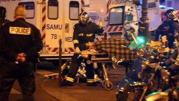 Террорист-смертник пытался проникнуть на стадион «Стад де Франс»
