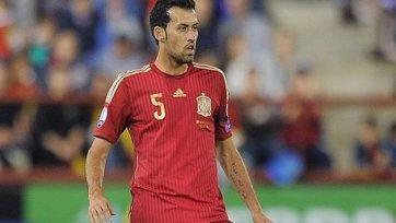 Серхио Бускетс сможет сыграть против «Реала»