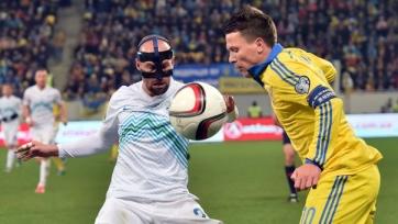 Евгений Коноплянка: «Не беспокойтесь, мы пройдём Словению»