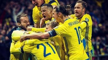 Шведы с трудом обыграли датчан