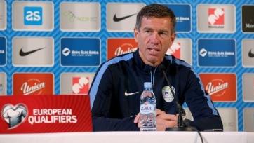Сречко Катанец: «Нам не повезло, но в Словении мы будем бороться»