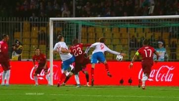 «Спортинг» съязвил по поводу незасчитанного гола Смолова в матче с португальцами