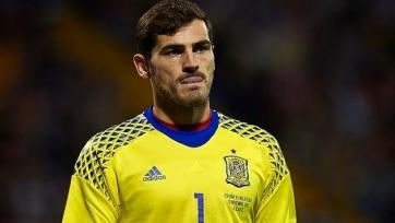 Касильяс: «Испанская сборная находится в приличной форме»